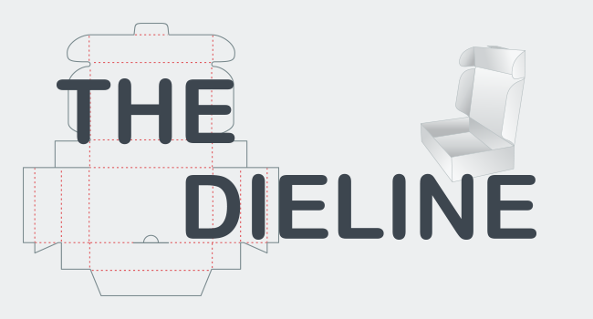 What is a Dieline?