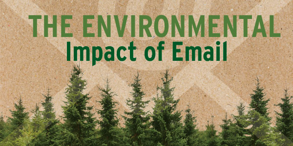 The Environmental Impact of Email
