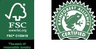 FSC RAC Logos