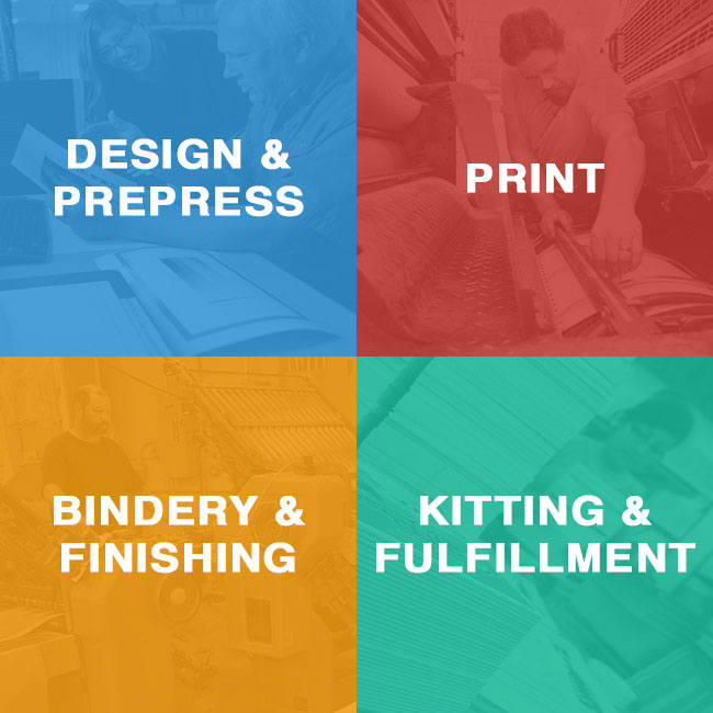 WCP Printing Services