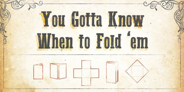 You Gotta Know When to Fold Em'